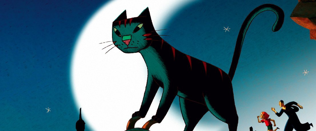 Voilah - French Animation Programme - A cat in Paris copy - web 2