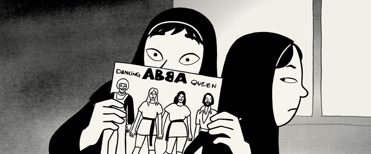 Voilah - French Animation Programme Persepolis - web