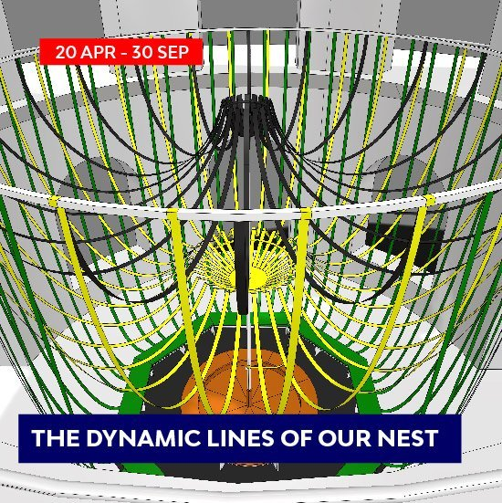 voilah-event-mosaic_dynamic lines of our nest