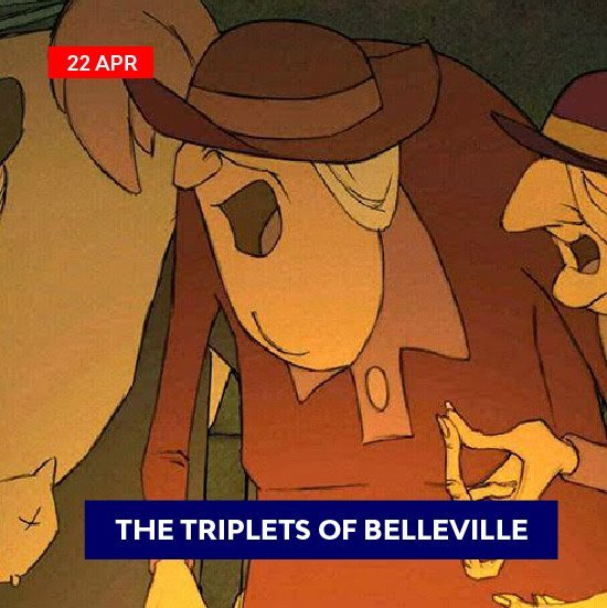 voilah-event-mosiac_animation - triplets of belleville - 2