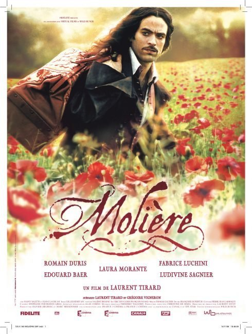 MOLIERE - Poster France