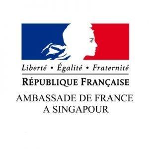 ambassade de france a singapore logo