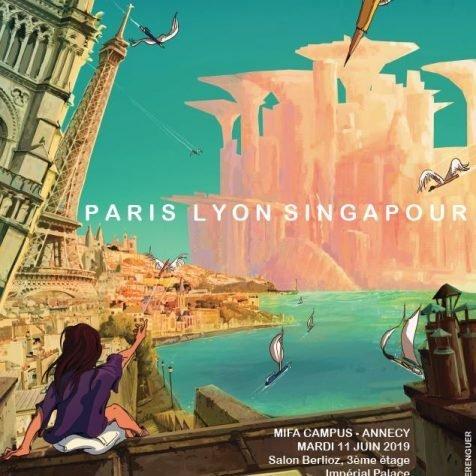 Paris Lyon Singapour Visuel 2019
