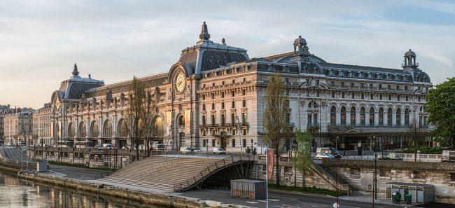 1200px Musée D'orsay, North West View, Paris 7e 140402