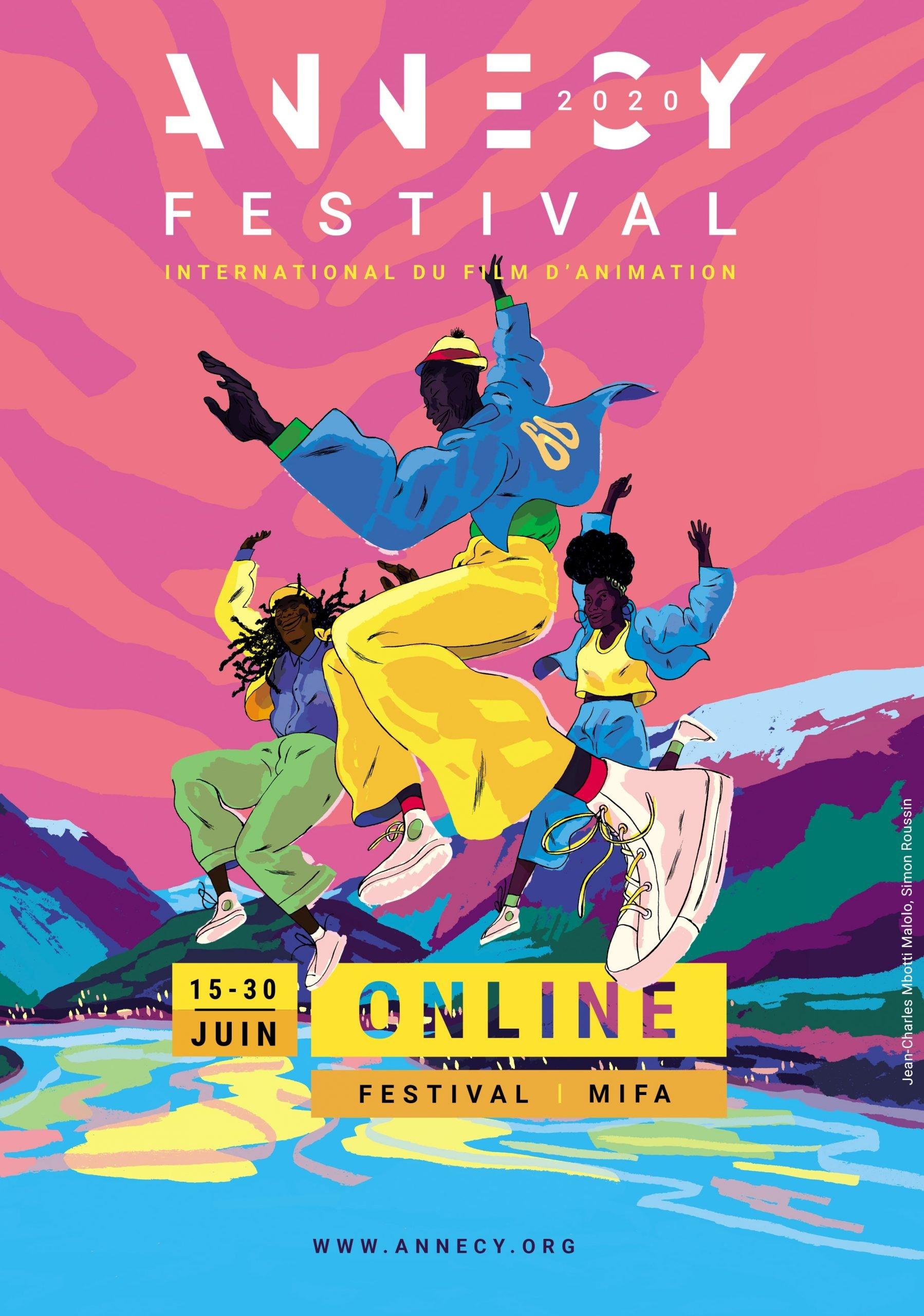 Affiche Annecy Online Min