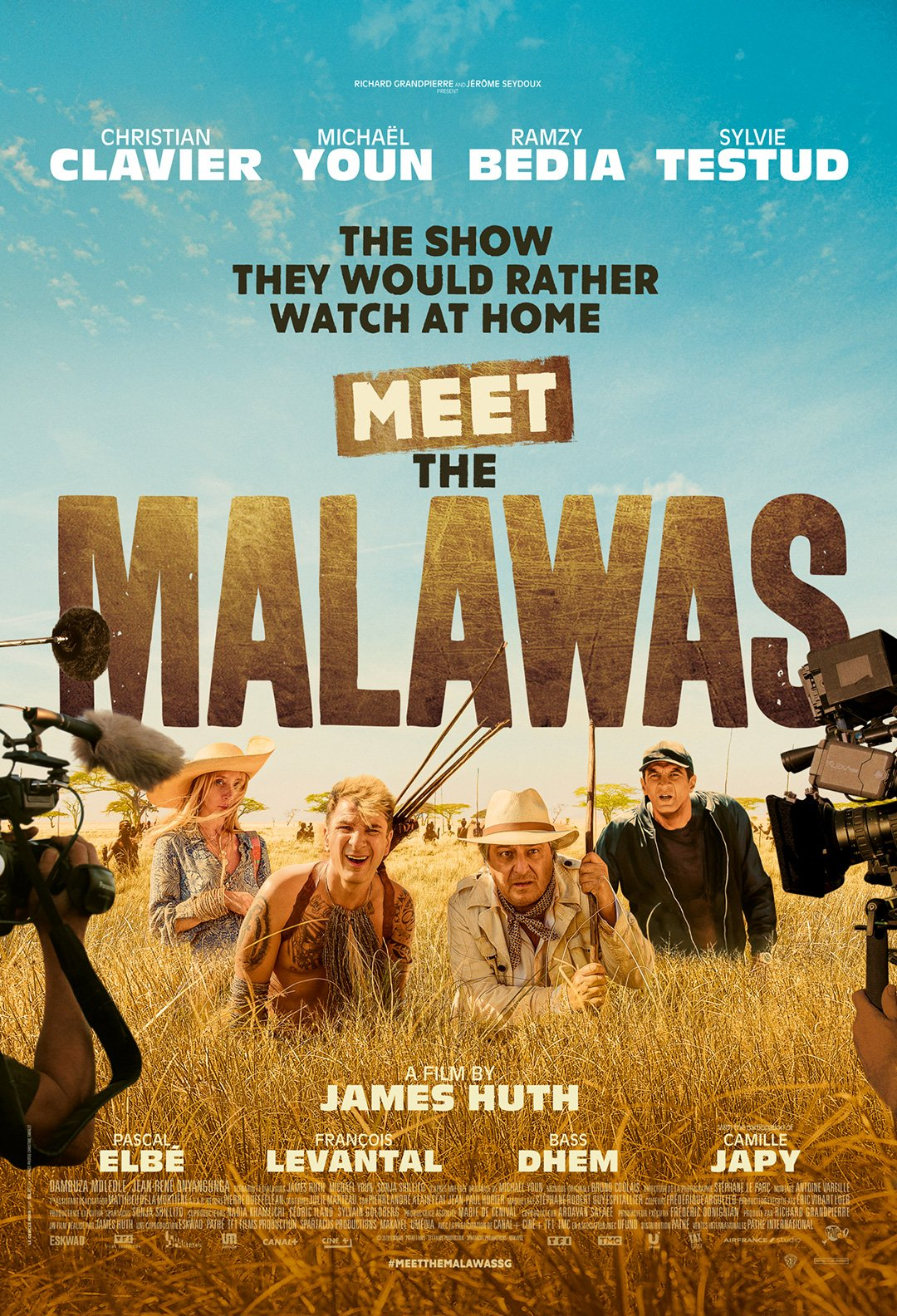 Meet The Malawas Digital Poster