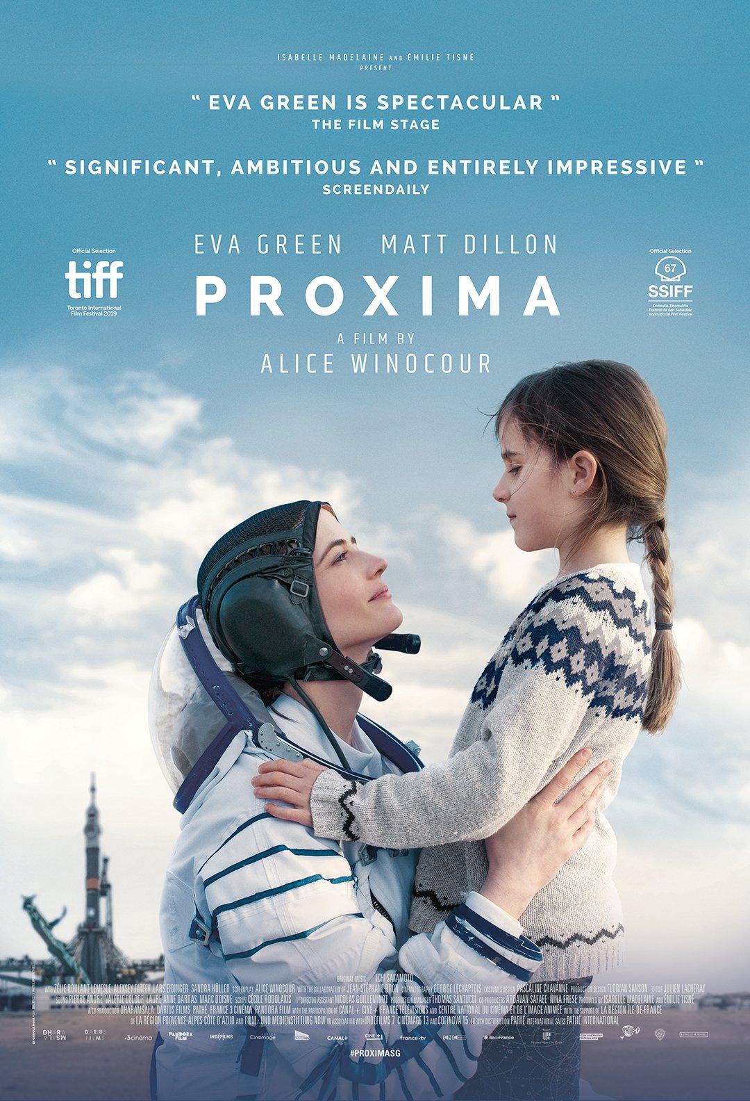 Proxima Digital Poster