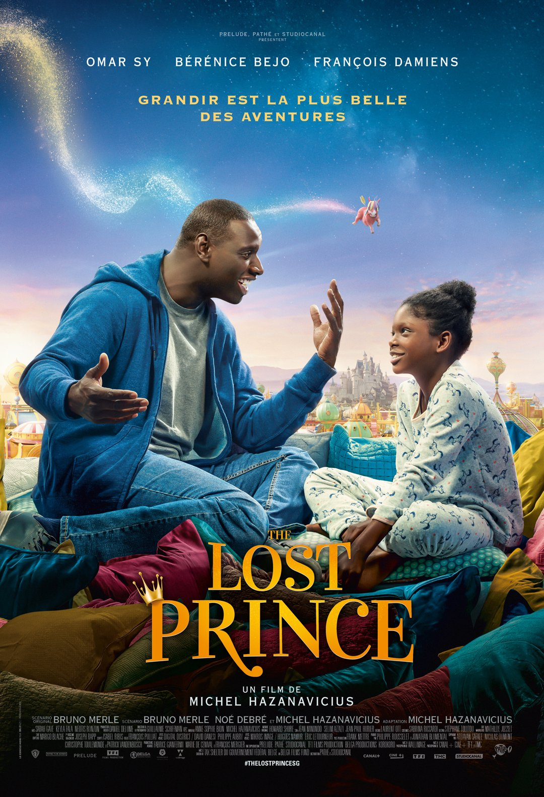The Lost Prince Shaw Digital Poster