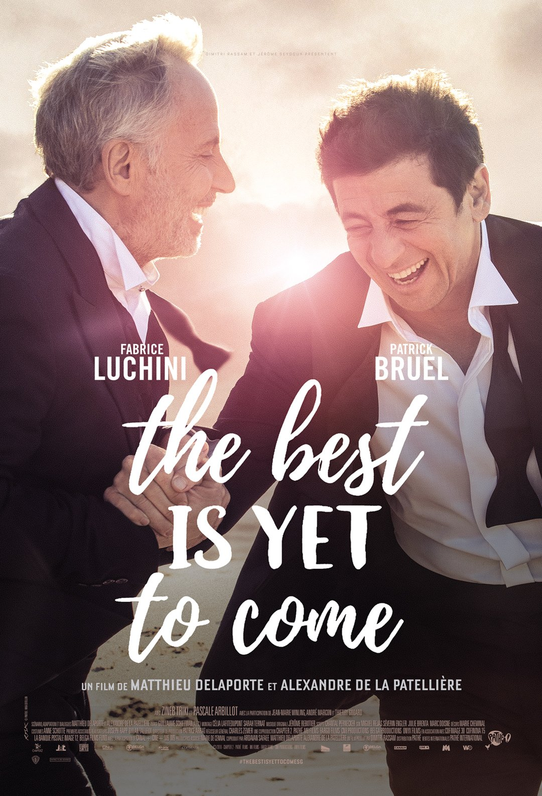 The Best Is Yet To Come Digital Poster