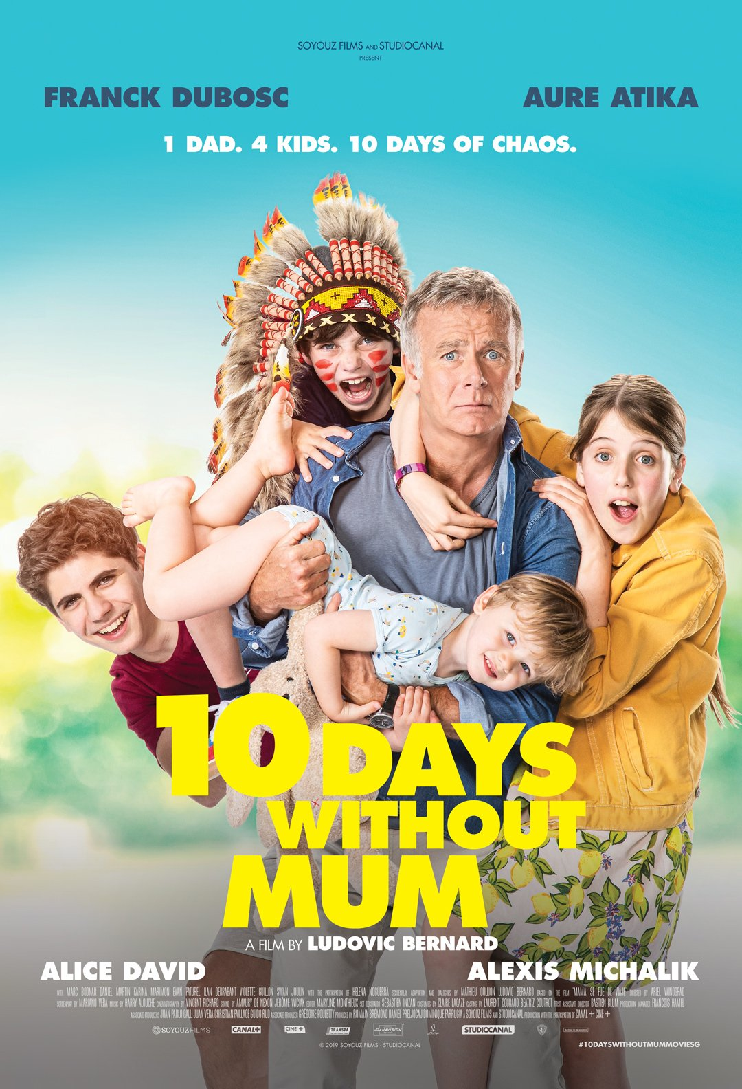 10 Days Without Mum