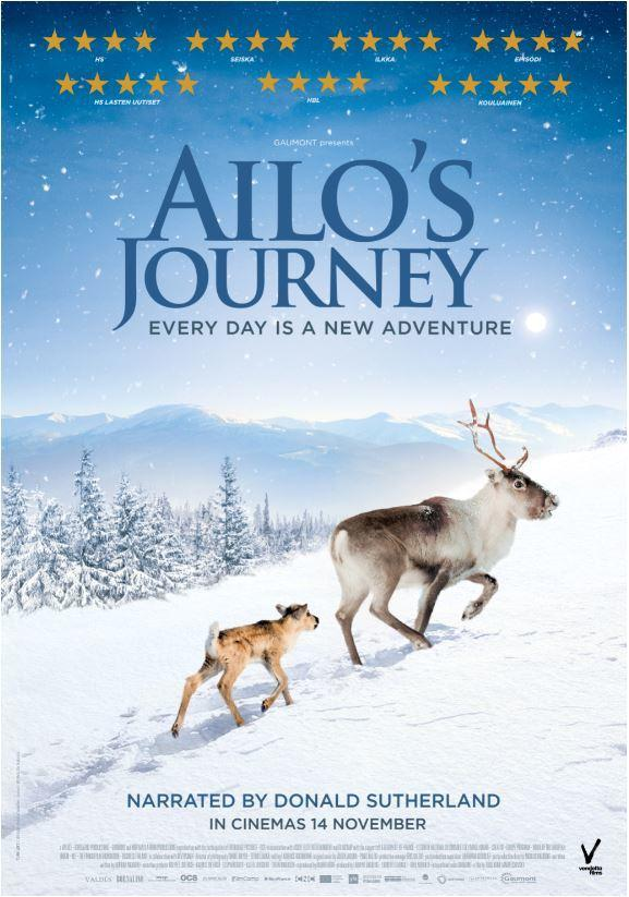 Ailo S Journey Poster
