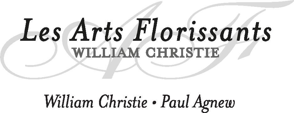 Les Arts Florissants Logo