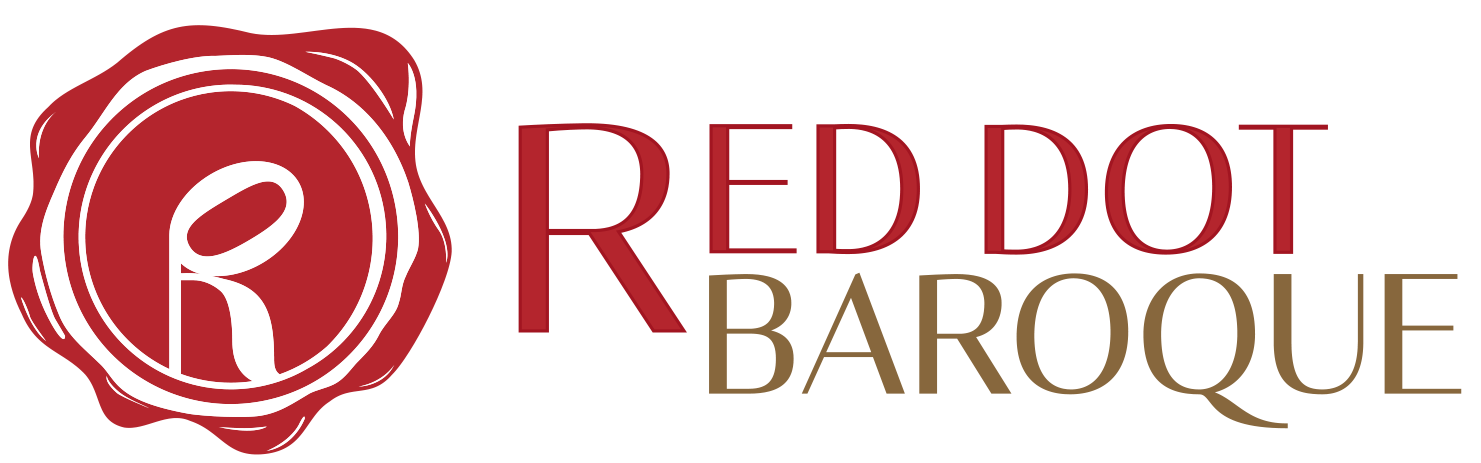 Red Dot Baroque Logo