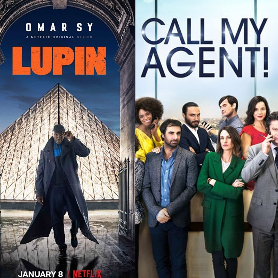 Lupin call my agent 01