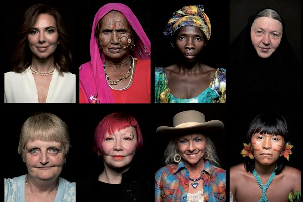 Woman By Yann Arthus Bertrand And Anastasia Mokova 1