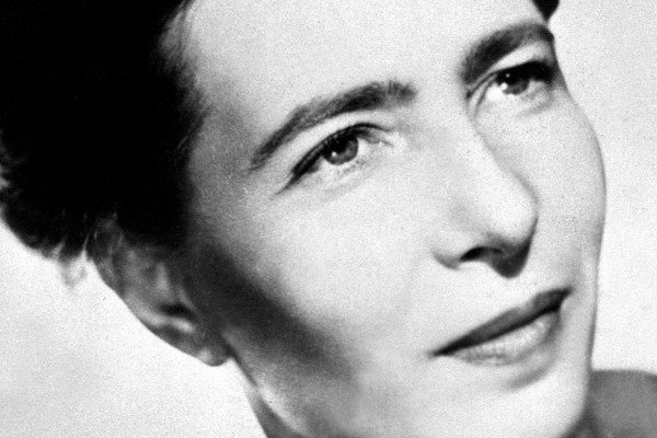 Simone De Beauvoir 0