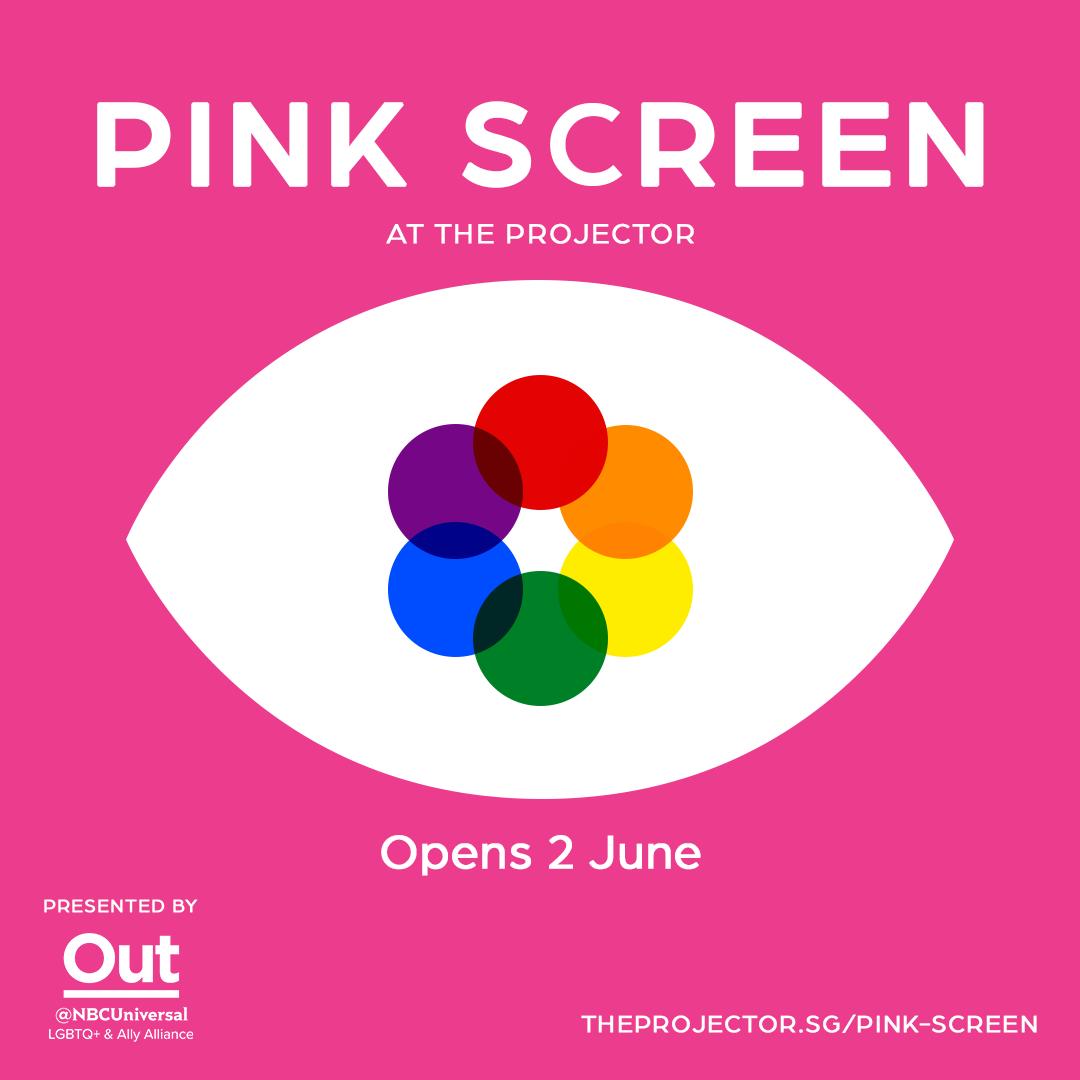 Pink Screen