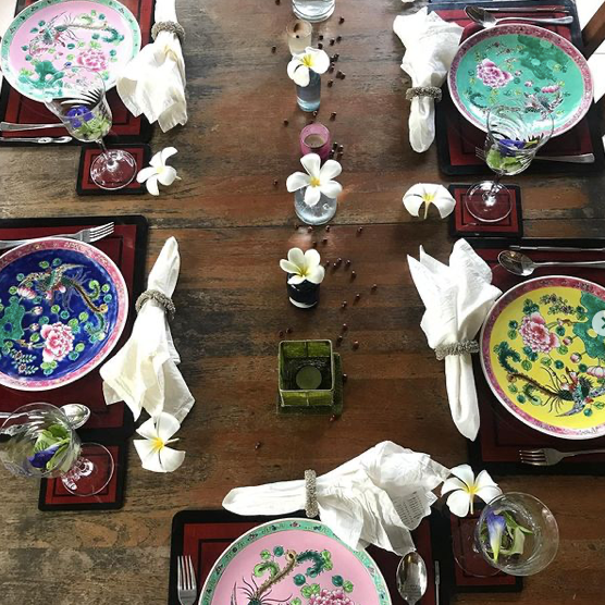 Peranakan Cooking Class With French Wine Pairing